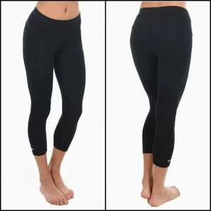 Tonic Blitz Capri Legging Black S